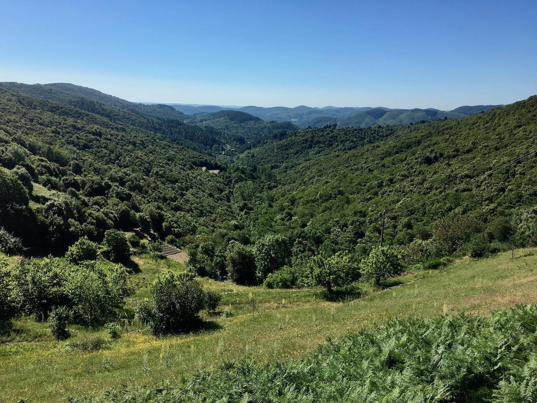Soudorgues et la vallée